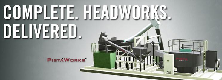 PISTA® WORKS™ Complete Headworks System