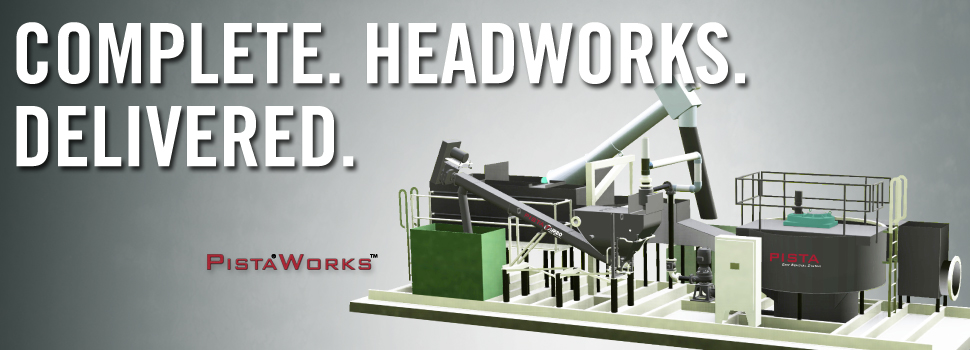 PISTA® WORKS™ Complete Headworks System