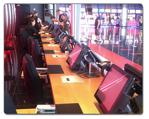 Movie Chain 4Dx Europe POS
