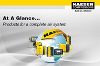 At A Glance: Products For A Complete Air System Brochure