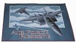 Air Force Reserve Rug: Custom Designed