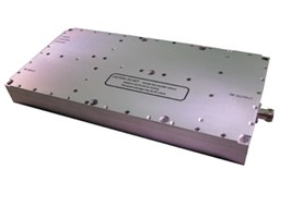 Class AB Solid-State RF Power Amplifier