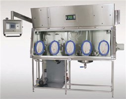 Square Tray Dryer-Filter Isolator