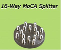 16 Way MoCA Splitter: 75PD-169