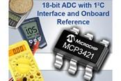 Analog-To-Digital Converter: MCP3421