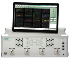 ShockLine™ 4-port Performance VNA: MS46524B