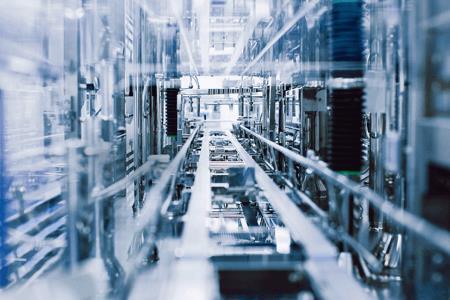 biologics manufacturing