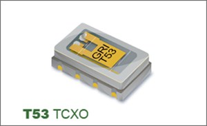 Oscillator 10-50 MHz: TCXO T53