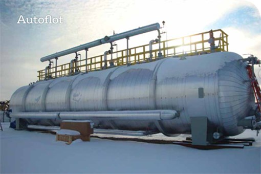Autoflot®: Mechanical Induced Gas Flotation Separator