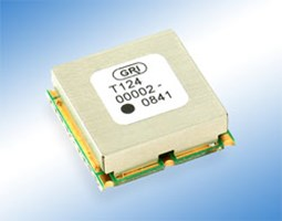 T124 Series Ultra-Low Frequency TCXO