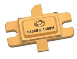 1,500 Watt RF Power Transistor For UHF Pulsed Radar