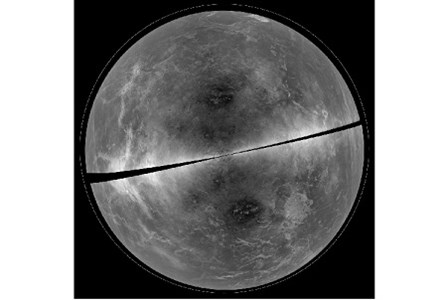 Venus Revealed In Radio Light