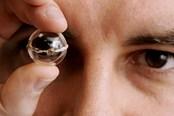 Researchers 3D Print LED Into Contact Lens
