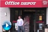Office Depot Storefront