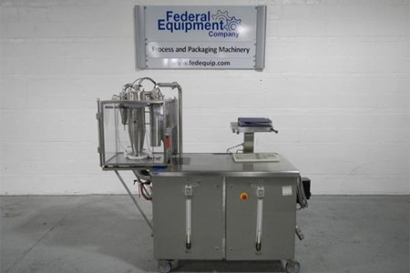 Used Pro-C-EpT Fluid Bed Dryer/Granulator