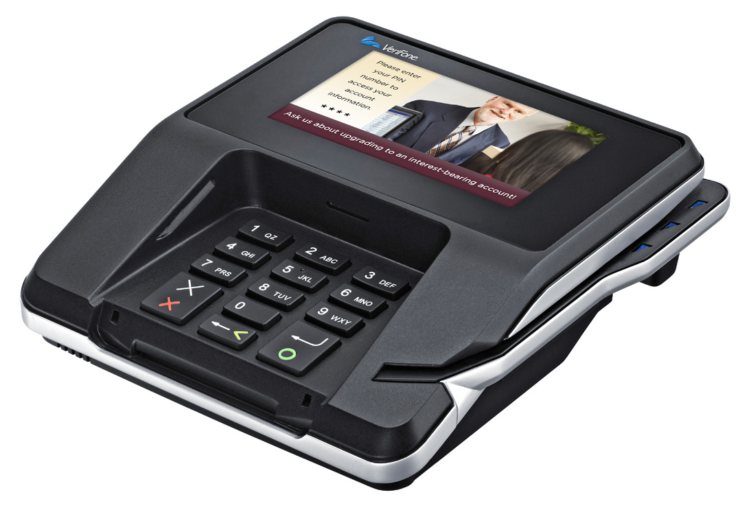 VeriFone's MX 900 series is the next generation of VeriFone's best ...