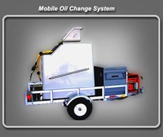 Mobile Oil Change System