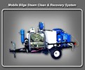 Mobile Bilge System Steam Clean & Recovery System