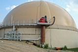DuoSphere™ Dual Membrane Gasholders