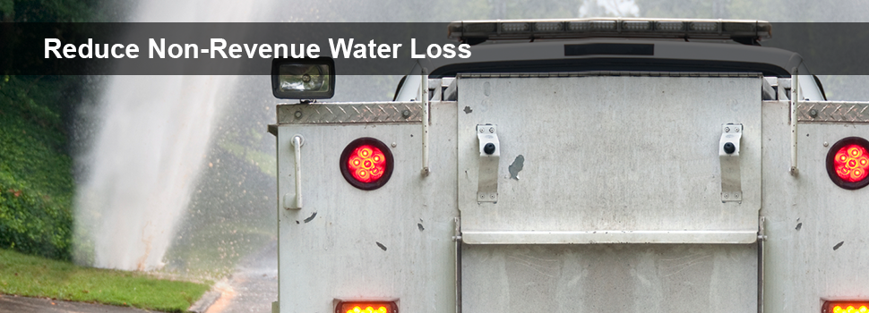 Sensus Logic™ MDM Reduces Non-Revenue Water