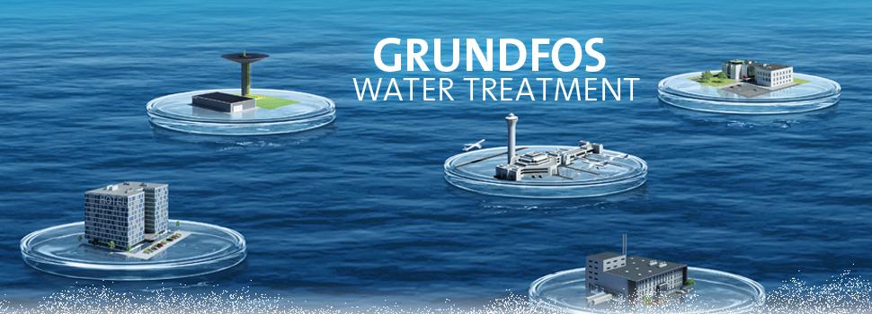 <B>Grundfos Water Treatment</b>