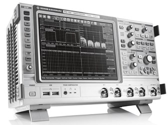 Digital Oscilloscope: R&S®RTE