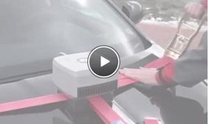 Car Wash Endurance Test - Waterproof Heavey Duty Refractometer