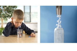 Pediatric Drug Delivery Systems -  Drinking Straw, XStraw