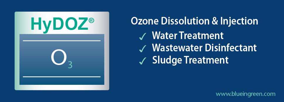 HyDOZ® Dissolved Ozone Solutions