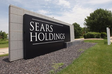 Sears Holdings Sign