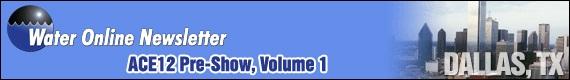 Water Online Newsletter