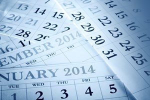 2014 IT Channel-Specific Event Calendar