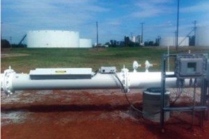 Flow Meter Provides Highly Accurate Pipeline Monitioring