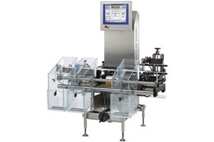 Pharma Checkweigher: Integrate Into Production With Ease