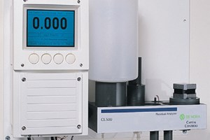 Capital Controls® Series CL500, CL1000 And CL1000B Residual Analyzers