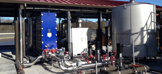 Wastewater Disinfection And Energy Generation Make 'Hot' Couple