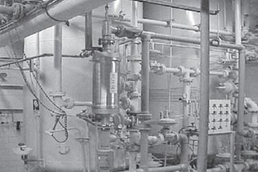 Membranecontactorsystem