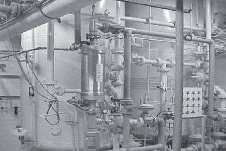 Using Membrane Contactor Technology To Extend Resin Bed Life