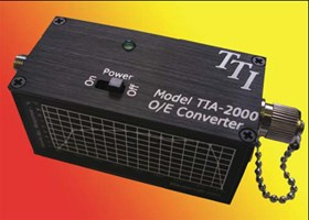 Optical To Electrical Converter: TIA-2000