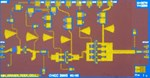 92 To 95 GHz Power Amplifier