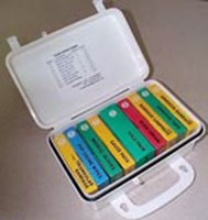 10 Unit First-Aid Kit, #0039