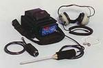 Sonic/Ultrasonic Fault Detector
