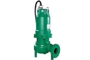 Hydromatic HPE Premium Efficiency Solution Solids Handling Pump