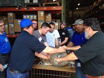 Hands-On Service Training