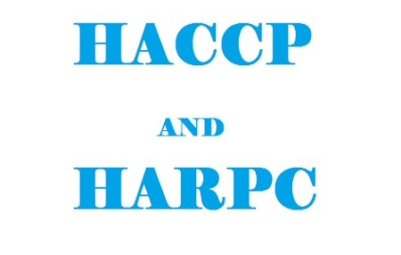 Explaining Differences Between HACCP And HARPC