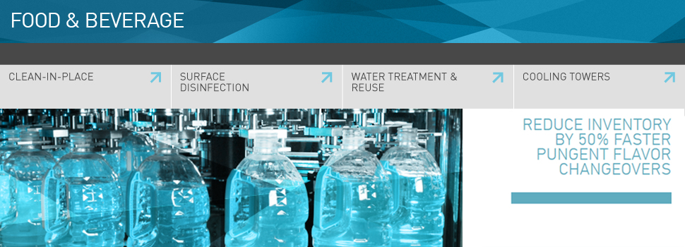 MIOX Solutions For Bottling Plants Brochure