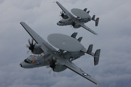Japan Selects Northrop Grumman's E-2D Advanced Hawkeye And RQ-4 Global Hawk To Improve Intel Gathering Capabilities
