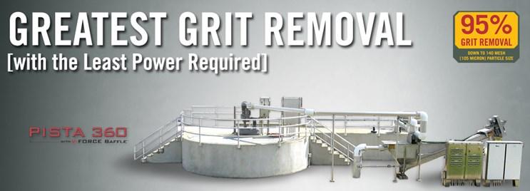 PISTA® TURBO™ Grit Washer