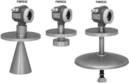 Micropilot S FMR530/531/532