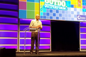 SYNNEX Keynote Herm Edwards Shares NFL Lessons That Resonate With Break/Fix VARs